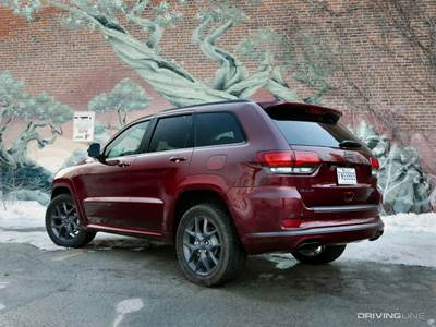 2019 Jeep Grand Cherokee Limited X Review Drivingline