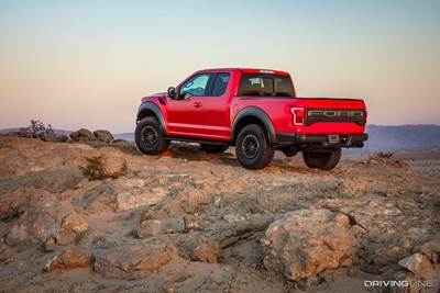 Is Ford Working on a 700HP GT500-Powered Raptor? | DrivingLine