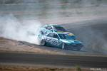 Jimmy Up Matsuri drift bash Auto Factory Realize Nissan R32 Skyline GT-S and S13 240SX tandem drifting