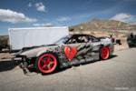 Jimmy Up Matsuri drift bash Matt Powers V8 Nissan S14 240SX