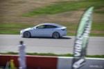 Tesla Model 3 racing