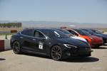 Tesla Model S race track Tesla Corsa Buttonwillow photo credit: Andrew Modena