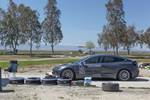 Tesla track day Tesla Corsa photo credit: Andrew Modena