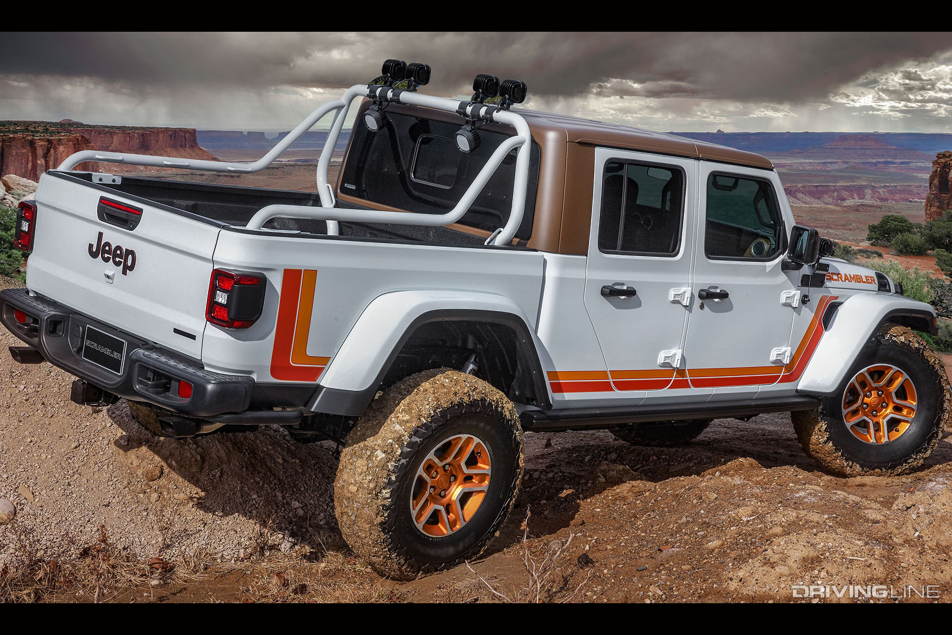 4 Jeep Truck Concepts From Easter Jeep Safari | DrivingLine