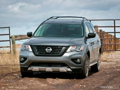 Pathfinder Rock Creek Edition On and Offroad Review | DrivingLine