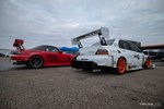 DMN Racing Mitsubishi and Honda S2000 at Gridlife Mid-Ohio photo credit: Tara Hurlin