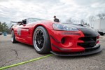 Dodge Viper on NITTO tire slicks at Gridlife Mid Ohio photo credit: Tara Hurlin