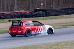 Locking up the brakes at Gridlife Mid-Ohio photo credit: Tara Hurlin