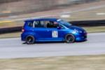 Matt Williams Honda Fit at Gridlife Mid-Ohio photo credit: Tara Hurlin