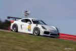 Porsche GT4 at Gridlife Mid-Ohio photo credit: Tara Hurlin