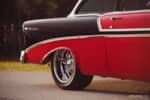 """Chevrolet Bel Air rear fitment"""