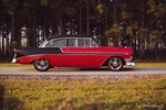 """""""Chevy Bel Air side shot"""""""