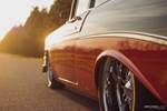 """Chevy Bel Air sunset"""