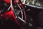 Chevrolet Bel Air steering wheel