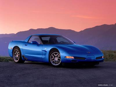 Why the C5 Corvette Is the Best Budget Track Car | DrivingLine