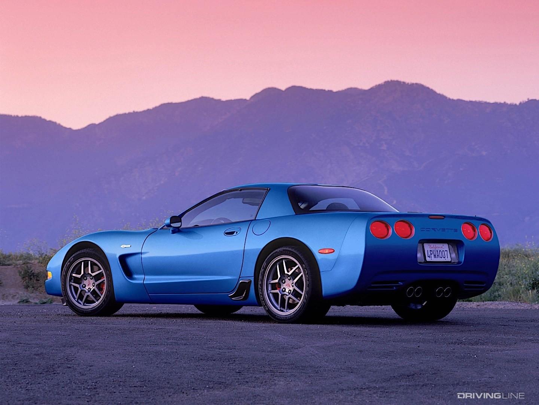 Kelebihan Corvette C5 Z06 Harga