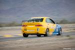 Honda Spoon Accord Euro R rear moving shot at Chuckwalla Valley Raceway photo credit: Luke Munnell