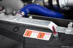 Honda Spoon Accord Euro R Koyo radiator and Motul engine bay stickers photo credit: Luke Munnell