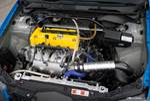 Honda Spoon Accord Euro R K20A engine in engine bay photo credit: Luke Munnell