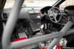 Honda Spoon Accord Euro R interior through roll cage photo credit: Luke Munnell