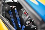 Honda Spoon Accord Euro R interior Recaro Hans seat and Willans belts photo credit: Luke Munnell