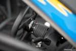 Honda Spoon Accord Euro R steering wheel hub detail photo credit: Luke Munnell