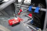 Honda Spoon Accord Euro R interior fire suppression system detail photo credit: Luke Munnell
