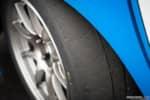 Honda Spoon Accord Euro R Nitto NT01 tire tread detail photo credit: Luke Munnell