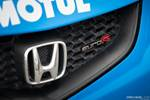Honda Spoon Accord Euro R front grille badge emblem photo credit: Luke Munnell
