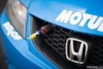 Honda Spoon Accord Euro R AP Racing airjack inlet fitting photo credit: Luke Munnell