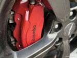 2019 Genesis G70 Brembo brakes.