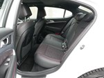 2019 Genesis G70 rear seat.