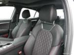 2019 Genesis G70 front seats.