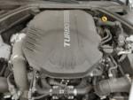 2019 Genesis G70 turbocharged V6 engine.