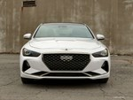 2019 Genesis G70 front view.
