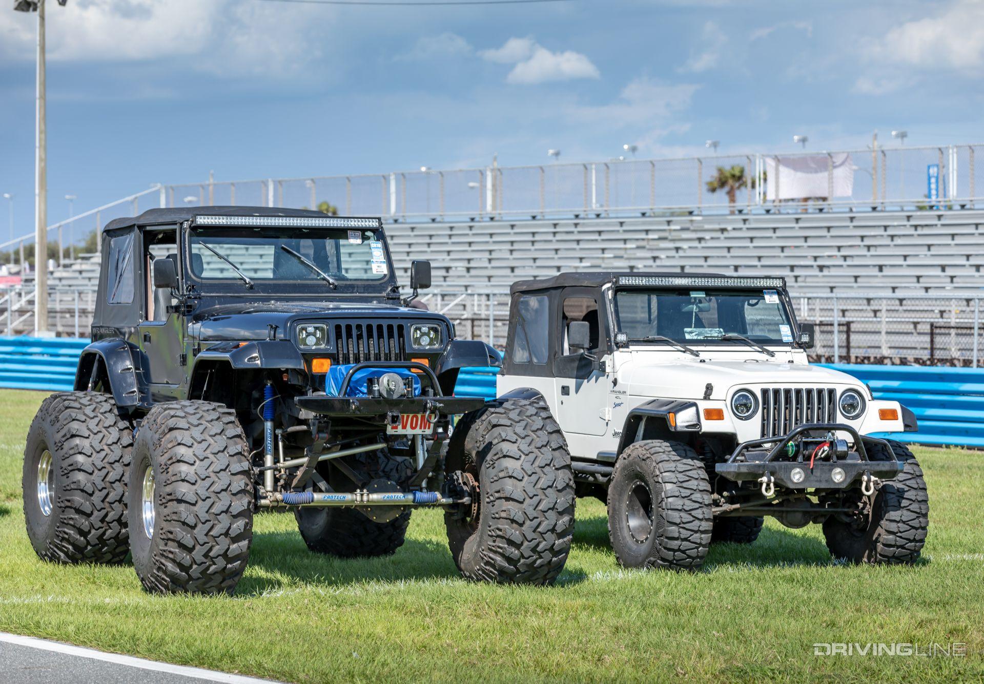 Beachin' Good Time: Inside Jeep Beach 2019   DrivingLine