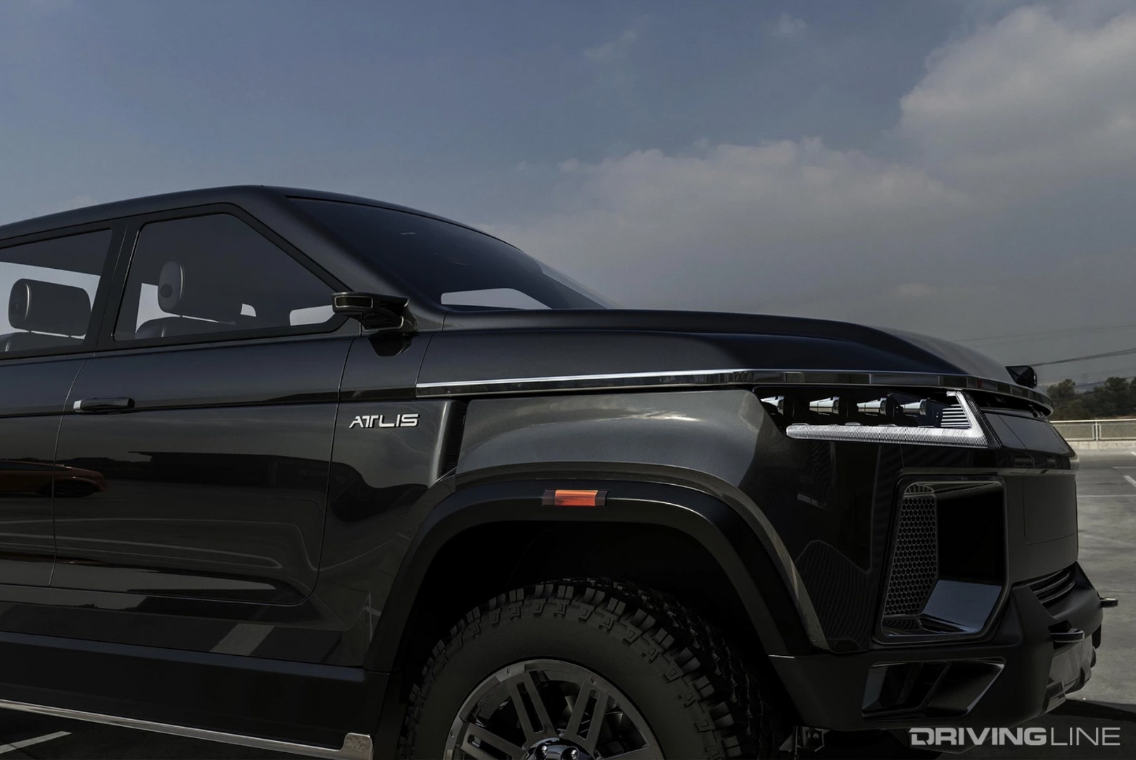 Is the EV Atlis XT a Threat to the Diesel Pickups ...