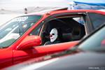 190507 - Eibach Honda meet and drags at Fontana creepy clown mask