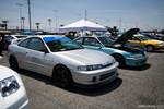 Eibach Honda Meet and Drags at Fontana DC2 and DA Acura Integras JDM front end
