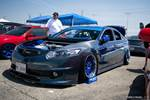 Eibach Honda Meet and Drags at Fontana lowrider style Acura TSX