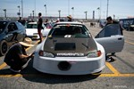 Eibach Honda Meet and Drags at Fontana all-motor EG Civic hatch with three piece front end