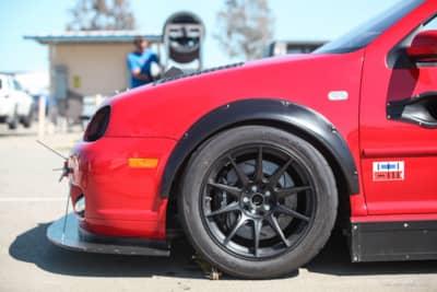 "Mid-Engine LS-Swapped Rear-Wheel Drive VW Golf ""R59"" | DrivingLine"