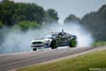 Hyperfest at VIR Vaughn Gittin Jr Ford Mustang RTR drifting photo credit: Luke Munnell