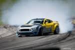 Hyperfest at VIR Chelsea Denofa Ford Mustang RTR Pennzoil demo car photo credit: Luke Munnell