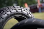Hyperfest at VIR Nitto Ridge Grappler and NT01 tires on display photo credit: Luke Munnell