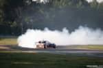 Hyperfest at VIR Dirk Stratton Chevy Corvette drift car drifting photo credit: Luke Munnell