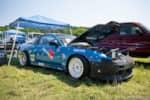 Hyperfest at VIR V8 Mazda Miata drift car photo credit: Luke Munnell