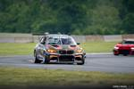 Hyperfest at VIR BMW M2 race car on track photo credit: Luke Munnell
