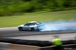 Hyperfest at VIR S13 Nissan 240SX drift car on track photo credit: Luke Munnell