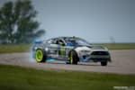 Gridlife Midwest Festival Vaughn Gittin Jr Ford RTR Mustang drift car